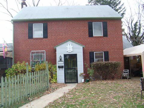 Sandys house
