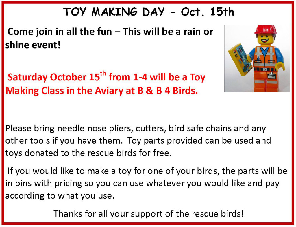 toymaking